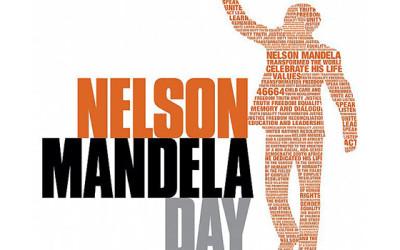 Today is Nelson Mandela International Day